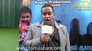 Jai at Naan Yaar Movie Audio Launch