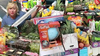 💰MASSIVE COSTCO Once-A-Month GROCERY HAUL for our LARGE FAMILY + WHERE Do We PUT It ALL???