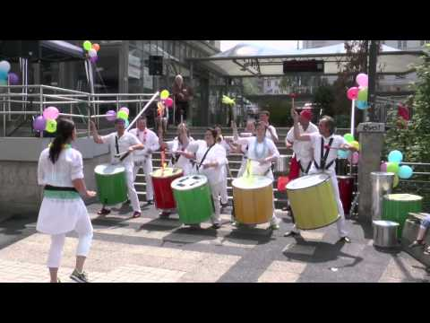 Samba Zamba   - Samba Reggae