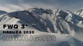 FWQ 3* Hakuba 2020 | Highlights