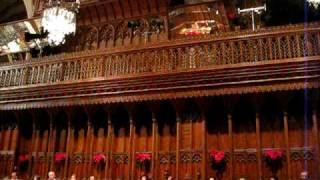 National Cathedral Christmas Organ Concert