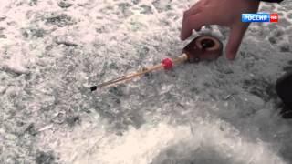 Удочка для зимней рыбалки удача
