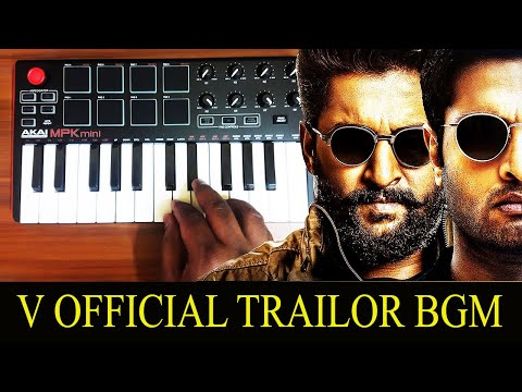 Meet The Guy Who Recreates Telugu Movie Mass BGMs With Just A Small Keyboard