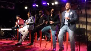 Take 6 - When Angels Cry / U Turn (New Morning - Paris - April 27th 2016)