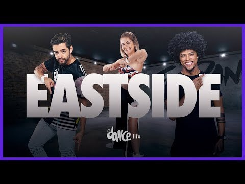 EastSide  - Benny Blanco Ft. Halsey & Khalid | FitDance Life (Coreografía) Dance Video Mp3