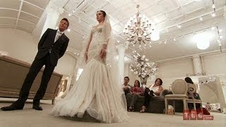 Wedding Dress Tips -Classic Mermaid Dress With Couture Details | Say Yes To The Dress