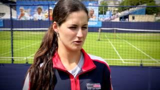 The Maureen Connolly And LTA Junior Challenge Trophy - GB V USA 18U Tennis