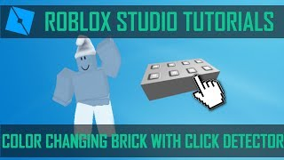 How To Make A Clickdetector On Roblox Free Video Search Site