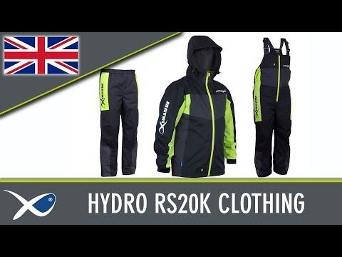 Matrix Hydro RS 20K Kantáros Nadrág videó