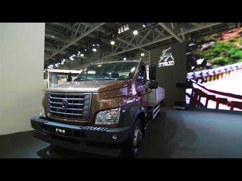 ГАЗ: автомобили будущего