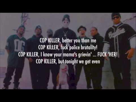 Música Cop Killer