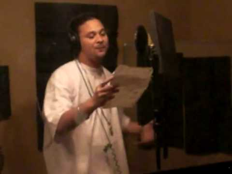 New*2009-2010 Bizzy Bone In The Studio Recording On That Natural High(HQ)