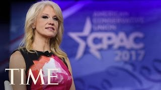 Why Kellyanne Conway Doesn't Identify As A Feminist | TIME