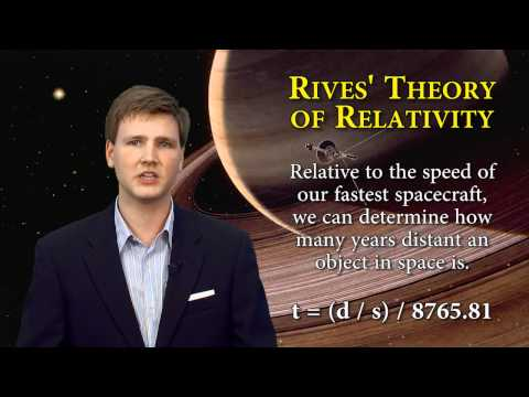 The Rives Theory of Relativity