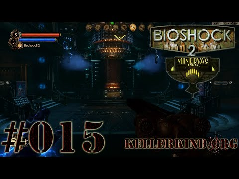 Bioshock 2 Minerva´s Den [HD|60FPS] #015 - Der Thinker (Ende) ★ Let's Play Bioshock 2 MD