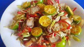 Cách Làm Thịt Ba Rọi Lắc Sả Tắc, Ngon đơn Giản Dễ Làm ❤ Huyen Thanh Food ❤