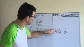 Limita posloupnosti - Podíl polynomů - V čitateli vyšší řád