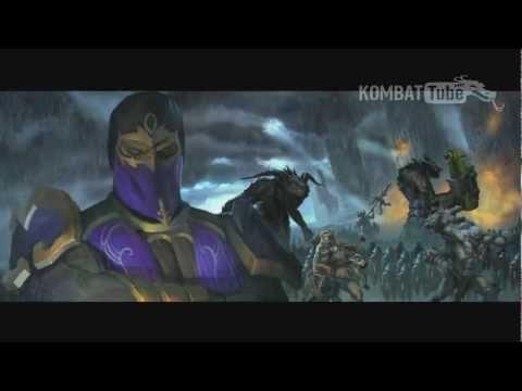 Yandere Mortal Kombat X Reader Oneshots - One with the Ocean
