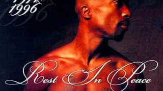 2Pac - Intro  Me Against the World