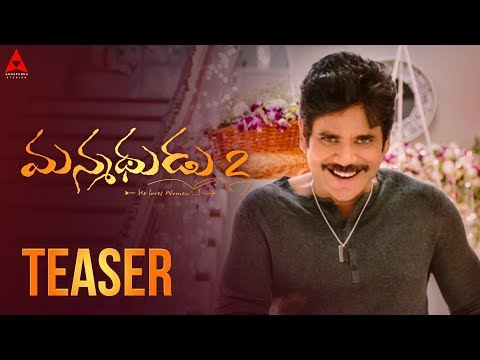 Actor Nagarjuna New Movie Manmadhudu 2 Teaser