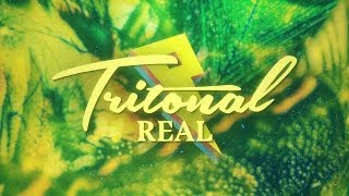 Tritonal & Evalyn   Real (Lyric Video)