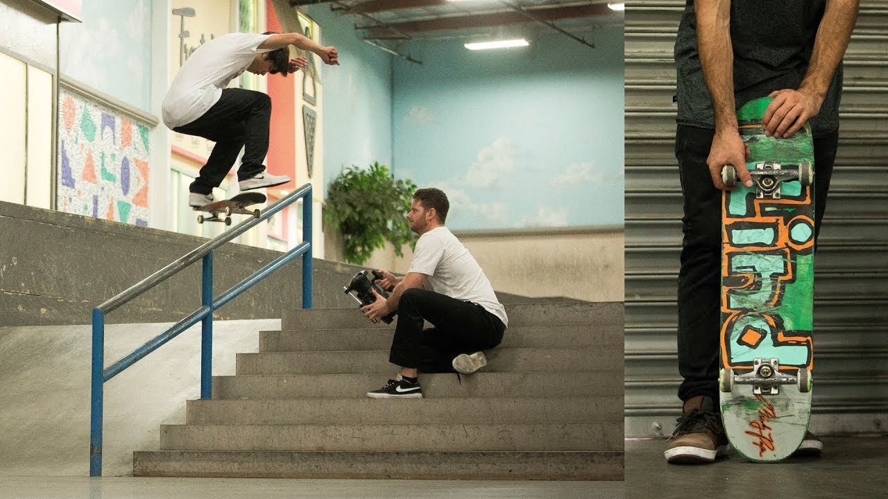 Blind | United Nations - The Berrics