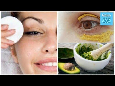 Il massaggio da conta sulla persona cosmetica