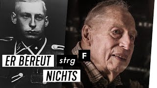 SS-Mann Karl M. – Soll man ihn in Ruhe lassen?