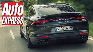 Porsche Panamera (971) 2016 - dabar