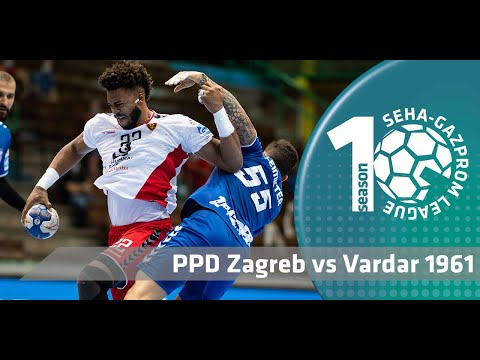 Vardar 1961 managed to reach SEHA Final 4 in spite off PPD Zagreb's win! I Match highlights