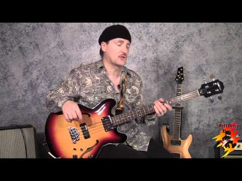 Beginner Bass Lesson: Roots and Guitar Chords