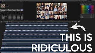How To Create A Virtual Choir [Final Cut Pro X Tutorial]