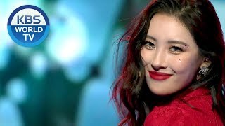 Gambar cover Sunmi - Siren | 선미 - 사이렌 [2018 KBS Song Festival / 2018.12.28]