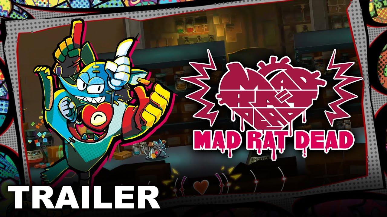 日本一節奏動作遊戲《瘋鼠死亡》最新預告片公開,展示了更多實際畫面、回溯系統、關卡成績結算等。本作將於10月29日登陸PS4與Switch,支援中文。 Maxresdefault