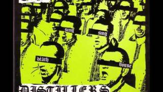 The Distillers-The Young Crazed Peeling