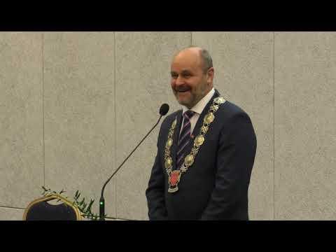 Uroczysta Sesja Rady Miasta Zator 10.11.2019
