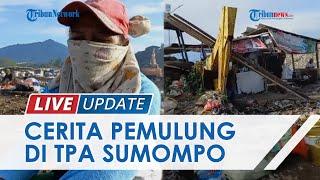 Cerita Pemulung di TPA Sumompo Manado, Sering Temukan Limbah Masker hingga Selang Oksigen