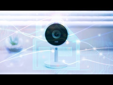 Smart Home Setups - Nest IQ Security Camera!