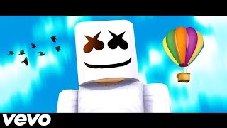 Roblox Music Video   Fly (Marshmello)