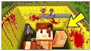 NON CADERE NELLA PISCINA DI LUCA CATTIVO! - Minecraft ITA
