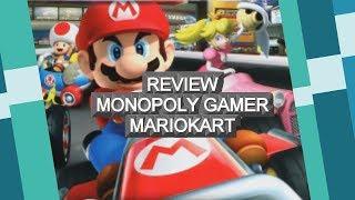Monopoly Gamer Mario Kart - Brettspiel Rezension