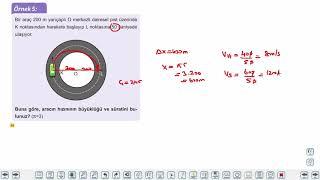 Eğitim Vadisi 9.Sınıf Fizik 8.Föy Sürat ve Hız Konu Anlatım Videoları