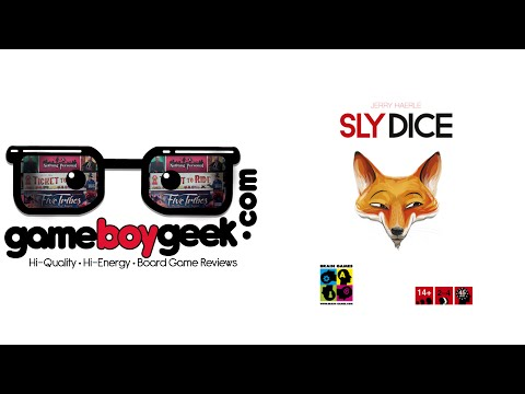 The Game Boy Geek Reviews Sly Dice