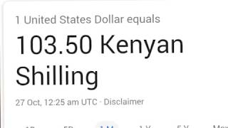 USD to Kenyan shillings|usd to kes|usd to ksh|dollar to ksh|ksh to usd|1 dollar to ksh
