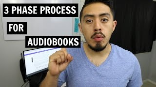 Audiobooks- 3 Phase Process For Effective Learning