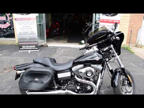 2011 Harley-Davidson Dyna® Fat Bob® in South Saint Paul, Minnesota