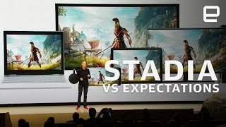 Google Stadia: Lower Your Expectations