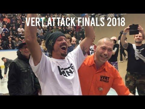 Vert Attack Finals 2018 - Pixels