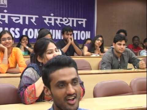 Indian Institute of Mass Communication video cover3