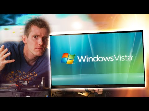 Was Windows Vista THAT bad?